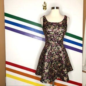 NEW Free People metallic dress